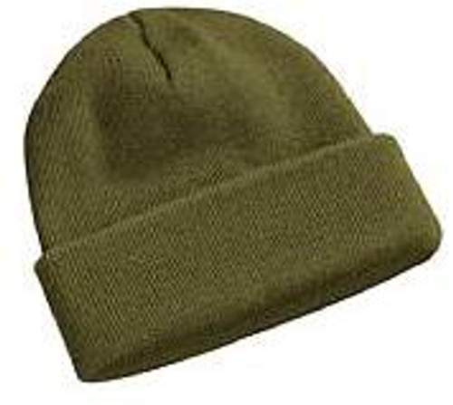 Genuine Issue Military Watch Cap 100% Wool