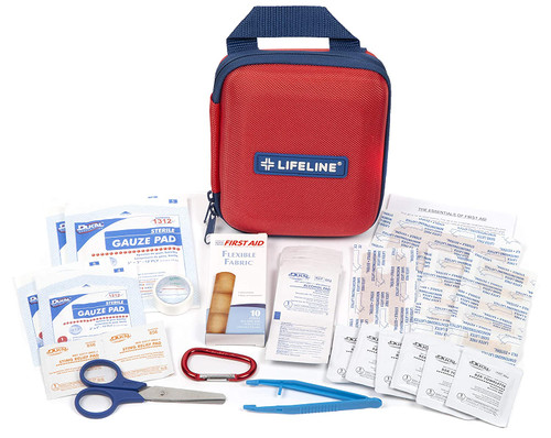 Lifeline Medium First Aid Kit 53 Pieces