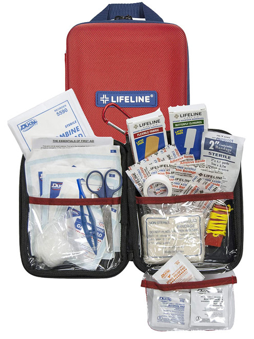 Lifeline Large First Aid Kit 85 pieces