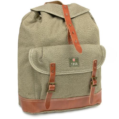 Swiss Salt & Pepper Backpack Reproduction