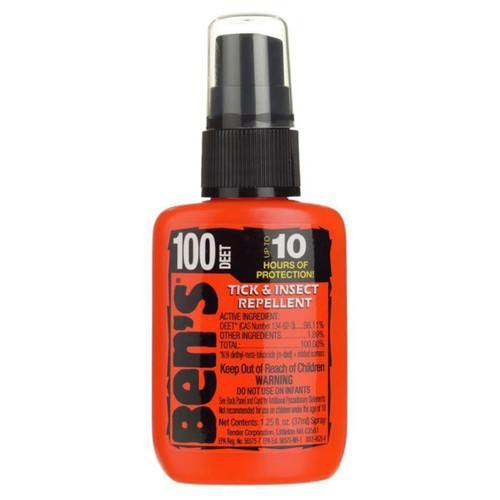 Ben's 100 Max DEET Insect Repellent Spray Pump