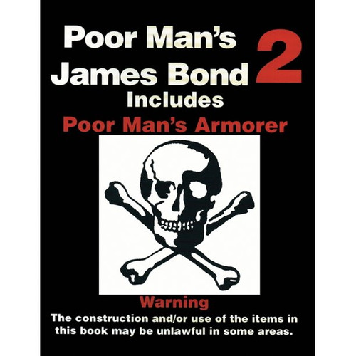 Poor Man's James Bond Two Paperback Book