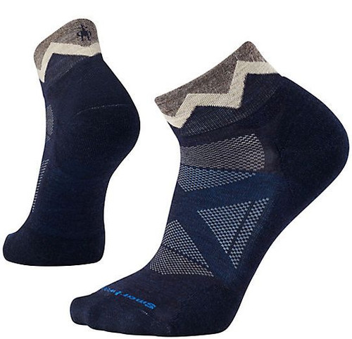 Smartwool Unisex PhD Outdoor Approach Mini Socks Medium Navy