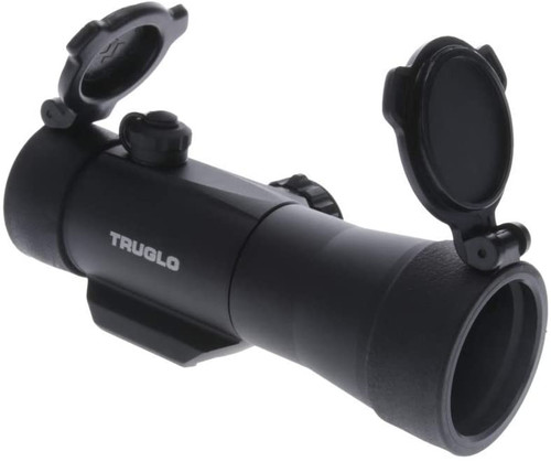 Truglo TG8030B2 Traditional 2x 42mm Obj Unlimited Eye Relief 2.5  MOA Black