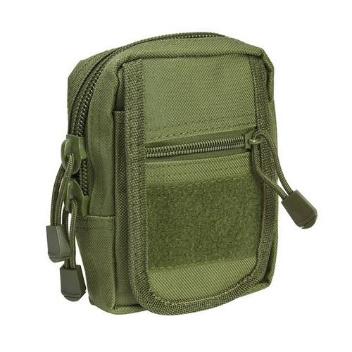 NCSTAR Vism By Ncstar Small Green Utility Pouch
