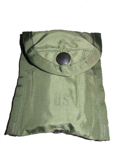 GI Nylon Compass Pouch Used Excellent