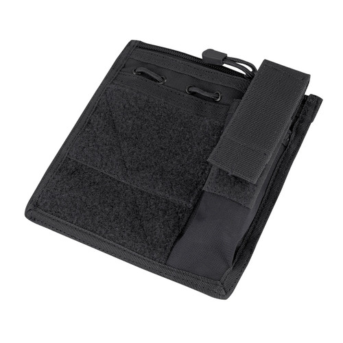Condor MA30 Admin Pouch w/Flashlight Pouch - Black