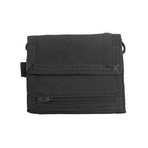 Condor #235 Vault Tri-Fold Wallet Black