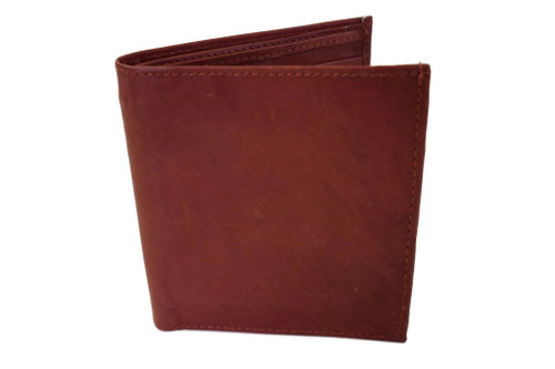 Montana Leather Company Hipster Wallet Genuine Leather