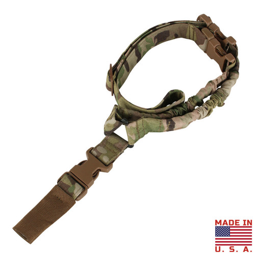 CONDOR COBRA ONE POINT BUNGEE SLING WITH MULTICAM
