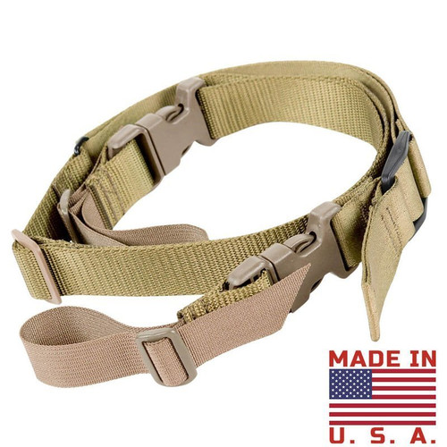 CONDOR SPEEDY 2 POINT SLING COYOTE BROWN