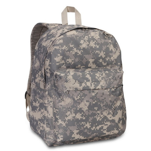 Everest Classic Camo Backpack Woodland or Digital