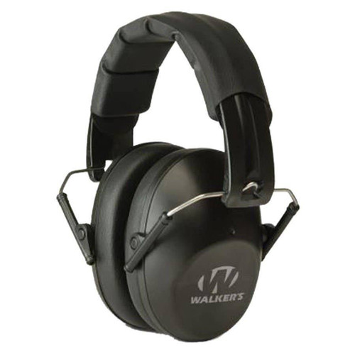 Walker's Pro Low Profile Passive Folding Muffs