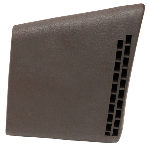 Butler Creek 50326 Slip On Recoil Pad Medium Matte Brown Rubber