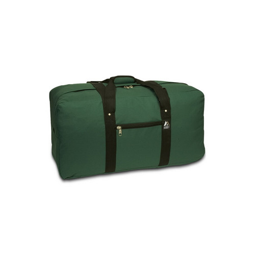 Everest Cargo/Duffle Bag 24x12x12 Green 1008MD