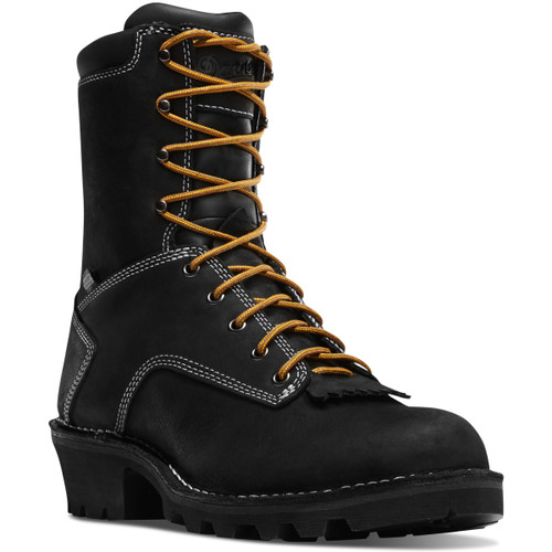 Men's Danner Logger Boot Black