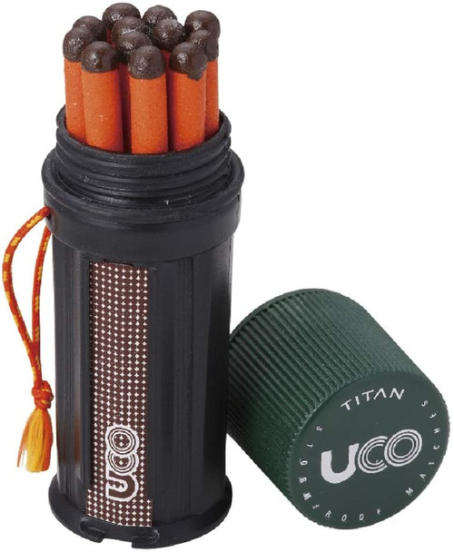 Titan Stormproof Match Kit with 12 Waterproof Matches