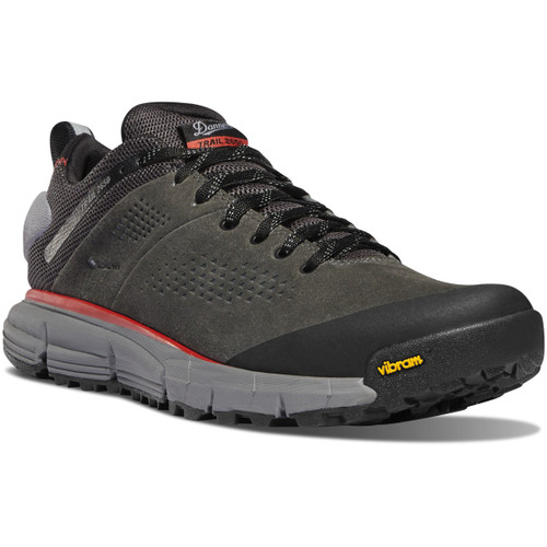 Danner Men's Trail 2650 GTX Dark Gray/Brick Red