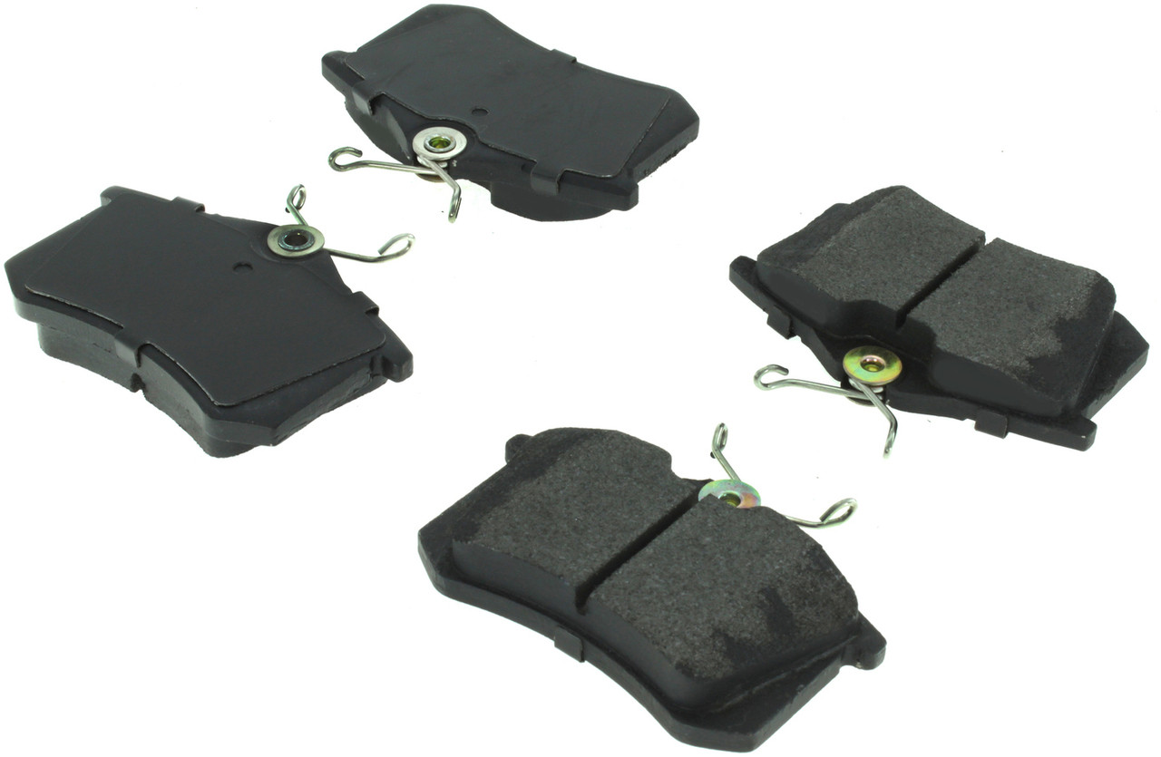 309 03400 Stoptech Sport Brake Pads With Shims 2011 2017 Audi A1 1998 2012 Audi A3 2004 2005 Audi A3 Quattro 1997 2008 Audi A4 2002 2006 Audi A4 Quattro 1998 2005 Audi A6 1998 2004 Audi A6 Quattro 2000 2000 Audi A8 2000 2003