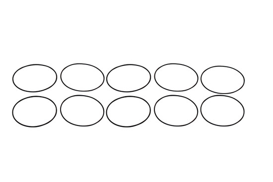 Aeromotive 12018 Fuel Filter O-Ring