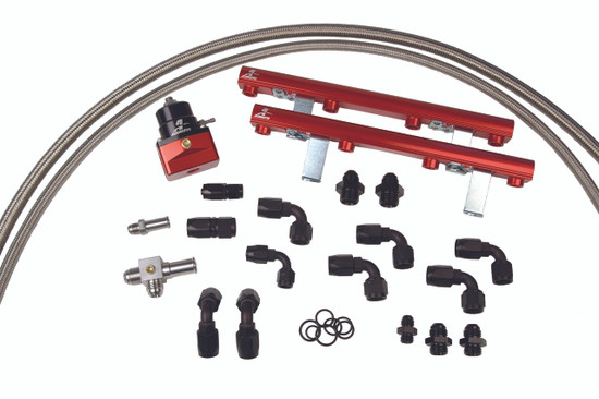 Aeromotive 14120 Fuel Injection Fuel Rail