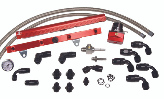 Aeromotive 14129 Fuel Injection Fuel Rail