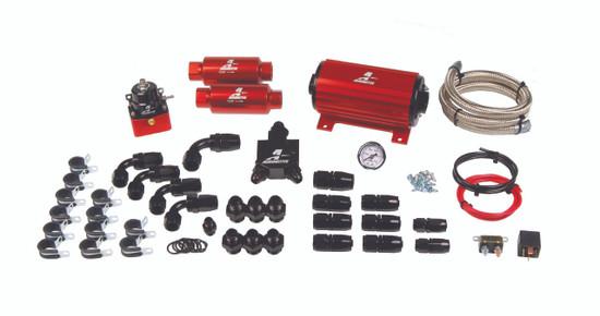 Aeromotive 17126 Fuel Pump and Regulator Kit
