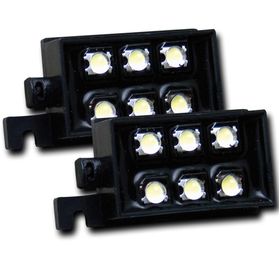 531049 LED Bed Rail Auxiliary Light - Incl. 2 Strands Of Lights - 4 Pod Per Strand -