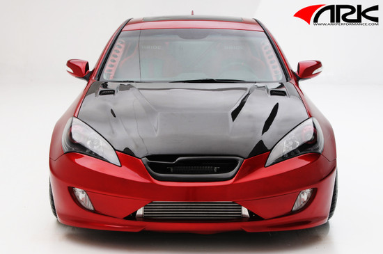 ARK Performance FULL KIT : FG Front Bumper, FG Wide Fenders, FG Rear Bumper,/Automatic Transmission Valve Body Kit