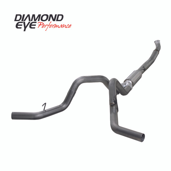 Diamond Eye Performance K5246S 2004.5-2007.5 DODGE 5.9L CUMMINS 2500/3500 (ALL CAB AND BED LENGTHS)-5in. 409 ST