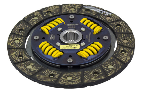 Advanced Clutch 3000108 Perf Street Sprung Disc 2002-2006 Acura RSX Base