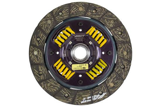 Advanced Clutch 3000106 Perf Street Sprung Disc 2000-2009 Honda S2000 Base