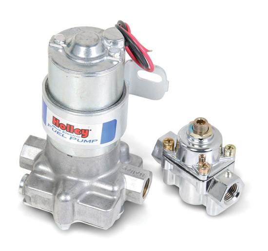 Holley 12-802-1 Electric Fuel Pump