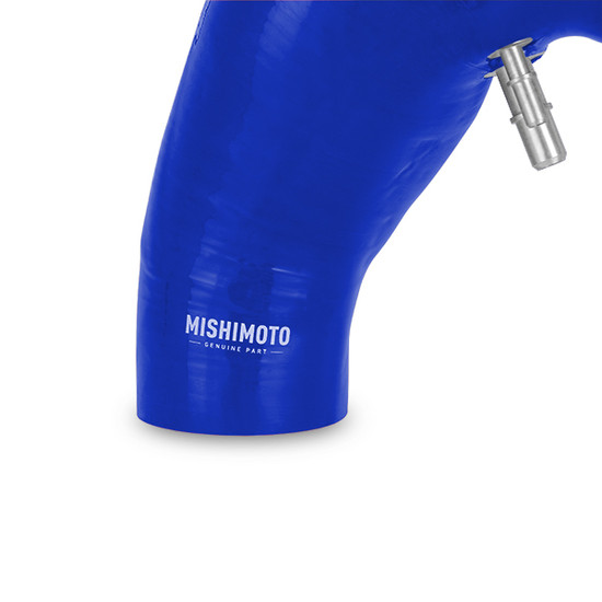 Mishimoto Ford Mustang GT Silicone Induction Hose, 2015+  MMHOSE-MUS8-15IHBL