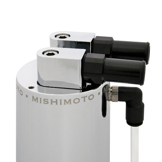 Mishimoto Aluminum Oil Catch Can - Small MMOCC-SA