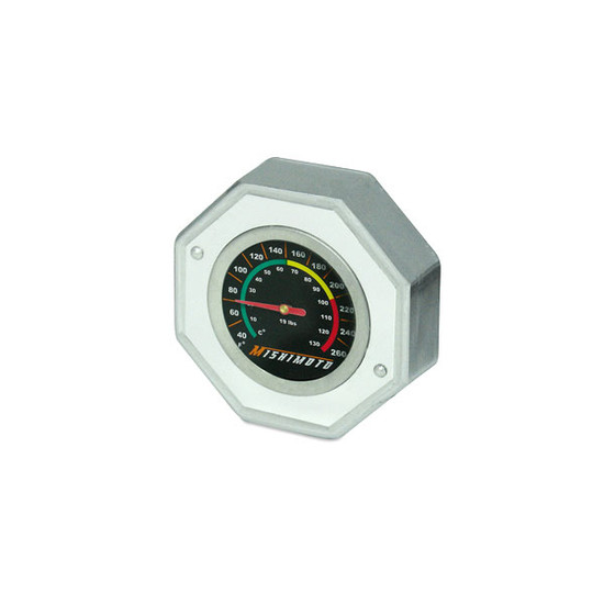 Mishimoto Mishimoto Temperature Gauge 1.3 Bar Radiator Cap Large MMRC-GL