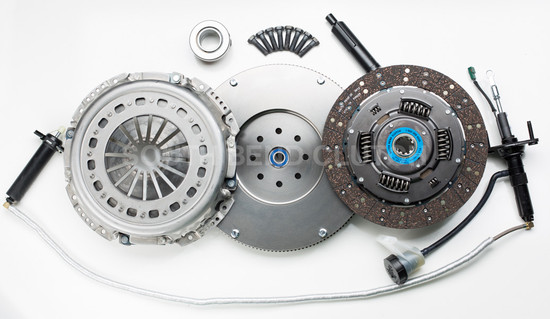 """South Bend Clutch G56-OFEK 13"""" half Organic half Feramic clutch kit w/ flywheel and Hydraulics 475 hp 1000 trq 25k towing capacity Not recommended for stock applications"""