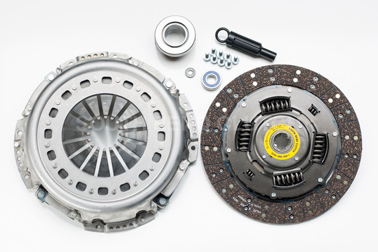 """South Bend Clutch 13125-OFER 13"""" half Organic half Feramic clutch kit w/o flywheel 475 hp 1000 trq 25k towing capacity Not recommended for stock applications"""