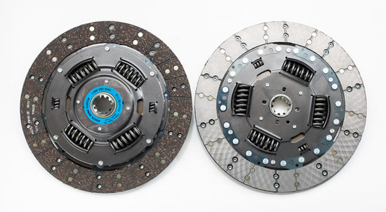 """South Bend Clutch G56-OFER 13"""" half Organic half Feramic clutch kit w/o flywheel 475 hp 1000 trq 25k towing capacity Not recommended for stock applications. Does not work on factory flywheel."""