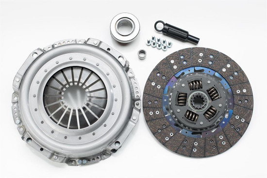 """South Bend Clutch 0090 12 1/4"""" Full organic stock replacement. Uses stock flywheel"""