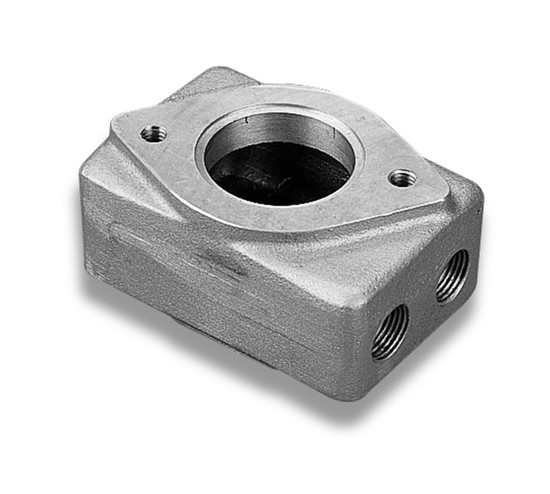 Weiand 7134WIN THERMOSTAT HOUSING BODY SAT