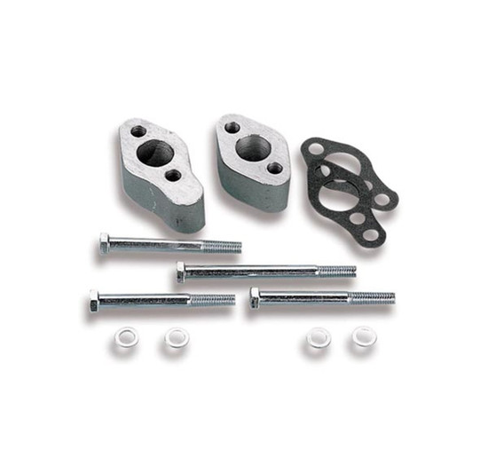 Weiand 8207WND SPACER KIT; CHEVY WATER PUMP