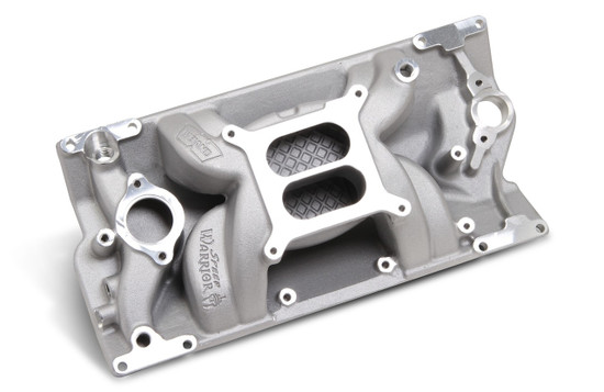 Weiand 8502 MANIFOLD-SBC VORTEC SPEED WARRIOR