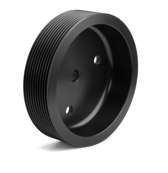 Weiand 93352 PULLEY;10 RIB 6in. CRANK