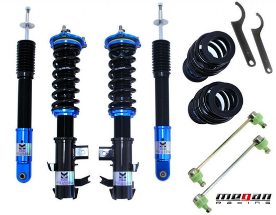 MR-CDK-FT10-EZII Megan EZII Series Coilover Damper Kit Ford Taurus/SHO 2013+