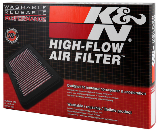 K&N 33-2388 Air Filter 2007-2010 Volvo S80