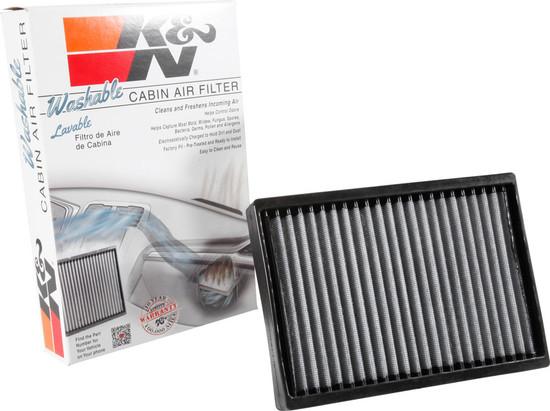 K&N VF1014 Cabin Air Filter 2014-2017 Fiat 500L