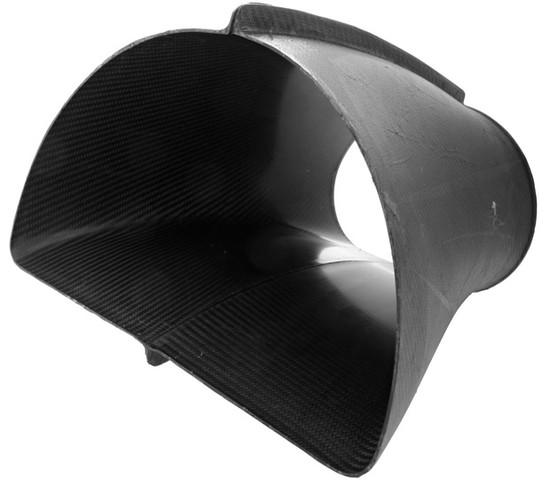 K&N 100-8511 Engine Air Intake Scoop
