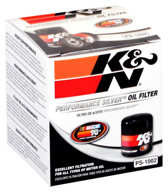 K&N PS-1002 Engine Oil Filter 1967-1968 Opel Kadett