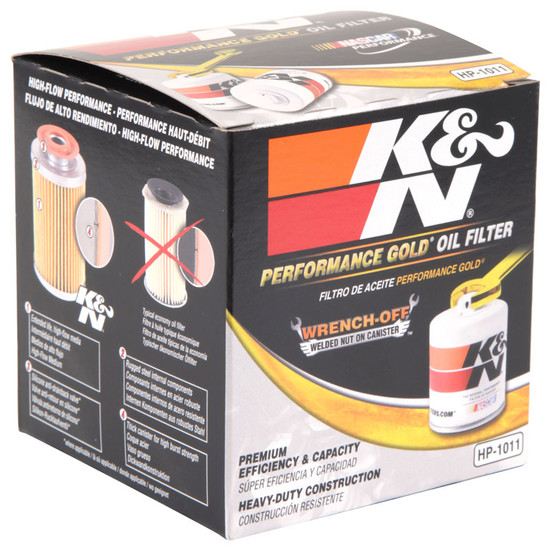 K&N HP-1011 Engine Oil Filter 1970 Chevrolet Nova